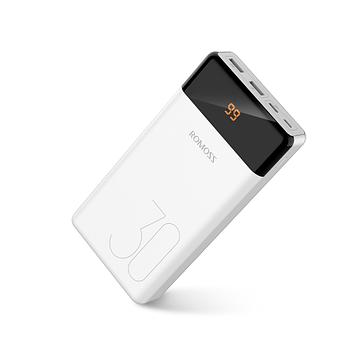 Банк заряда ROMOSS LT30 30000mAh white
