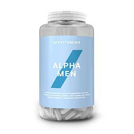 Витамины и минералы MyProtein Alpha Men, 240 таблеток