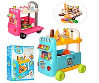 Игровой магазин Bambi W034-44 на колесах