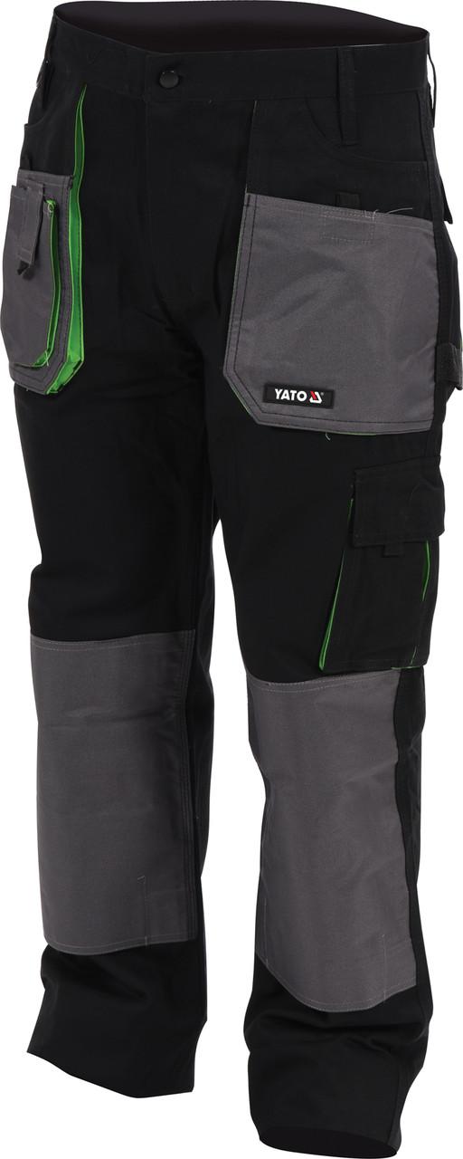 Рабочие брюки YATO YT-80164 размер S
