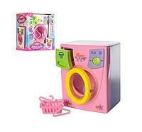 Игрушечная стиральная машина 2010 A течет вода - детский игровой набор