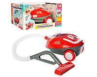 Детский игровой пылесос LIMO TOY 3200 УЦЕНКА ( не работают световые и звуковые эффекты)