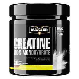 Креатин Maxler Creatine Monohydrate, 300 грамм Без вкуса