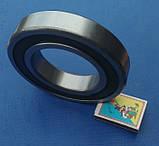 Подшипник качения 6211 2RS радиальный однорядный уплотнённый марки CX шарикоподшипник закрытого типа стальной, фото 2
