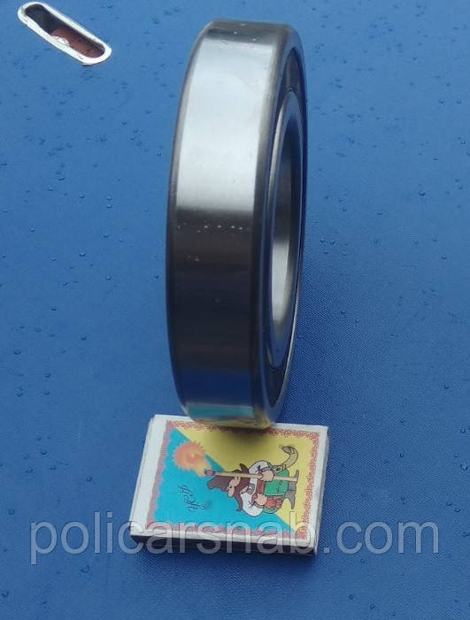 Подшипник качения 6211 2RS радиальный однорядный уплотнённый марки CX шарикоподшипник закрытого типа стальной