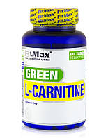Жиросжигатель FitMax Green L-Carnitine, 60 капсул