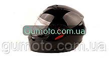 Шолом MD-803 Virtue чорний глянець, фото 2