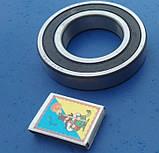 Підшипник кочення 6212 2RS радіальний однорядний ущільнений марки CX шарикопідшипник закритого типу сталевий, фото 2
