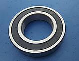Підшипник кочення 6212 2RS радіальний однорядний ущільнений марки CX шарикопідшипник закритого типу сталевий, фото 3