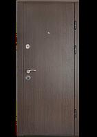 Двері вхідні SteelGuard ПК 00 венге квартира