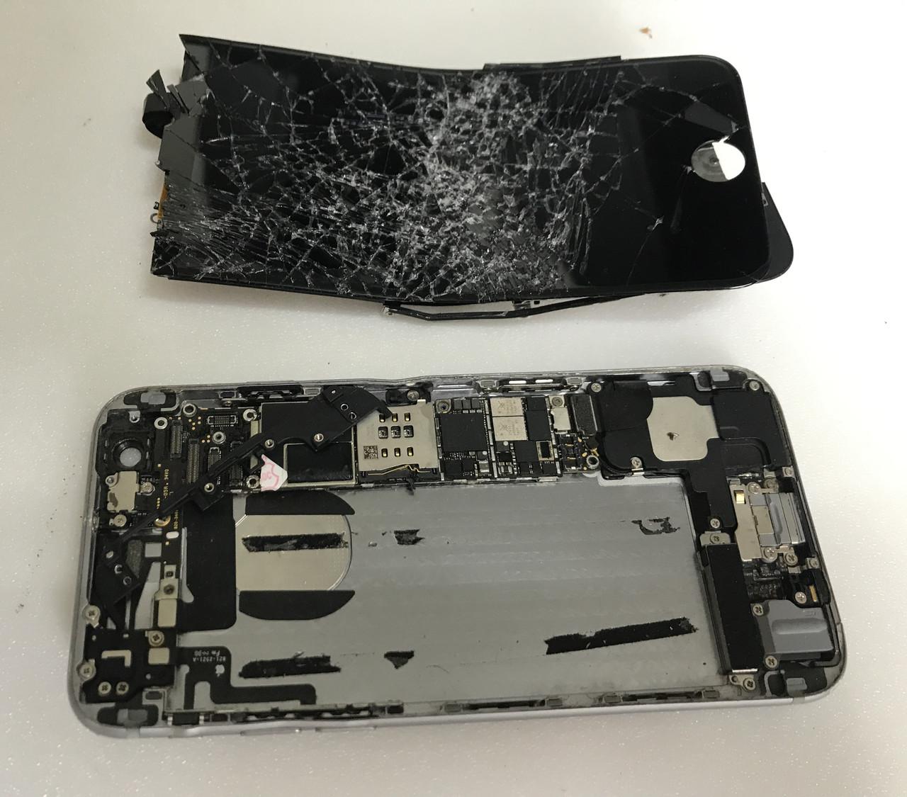 Apple iPhone 6 (A1586) 64Gb на запчасти поврежден 270501