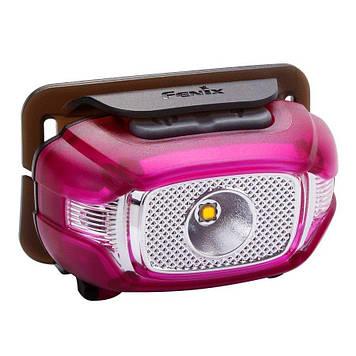 Ліхтар налобний Fenix HL15 Фиолетовый