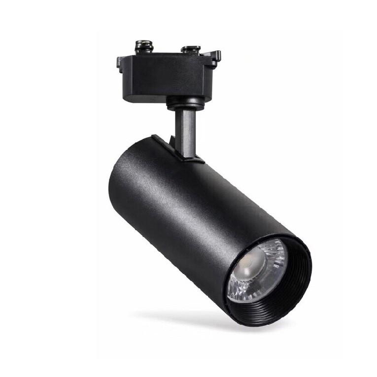 Светильник светодиодный LED Graceful 15W 1200Lm 4100K трековый, черный