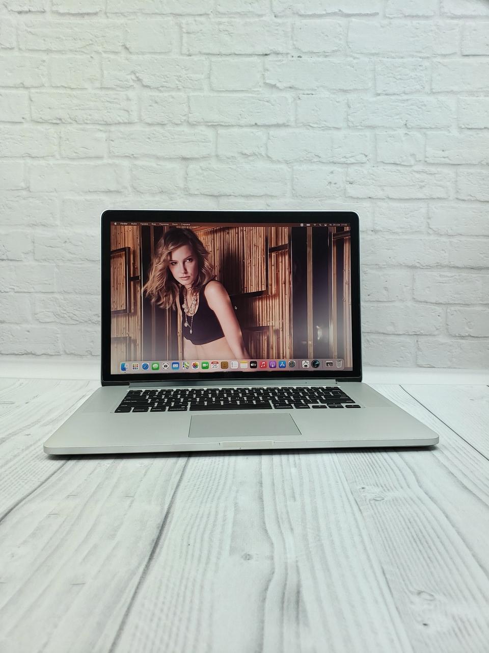 MacBookPro15,4'Mid2015MJLQ2SSD256 Gb16Gb RAM