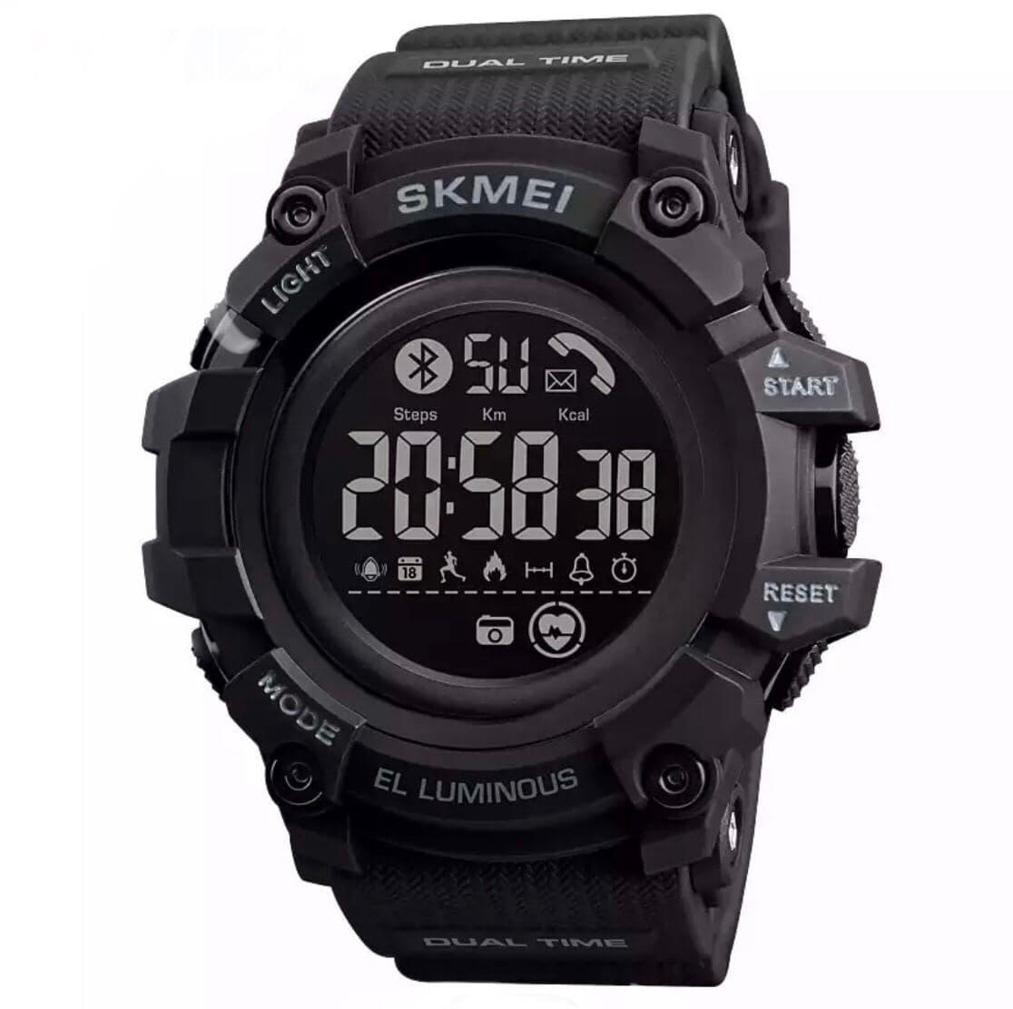 Умные часы (Smart Watch) SKMEI 1643 ( Black)