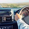 Освежитель воздуха в автомобиль (ароматизатор в машину) Baseus silver + 6 сменных картриджей, фото 6