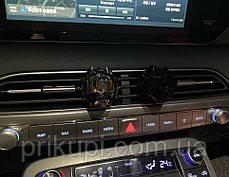 Освежитель воздуха в автомобиль (подарочный ароматизатор в машину) Pitbull + 2 сменных картриджа +, фото 3