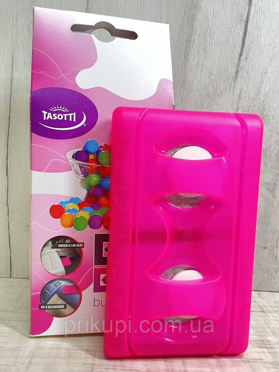 Ароматизатор в машину под сиденье многоразовый Tasotti Bubble Gum до 60 дней Большой
