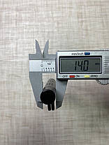 Пахучка в машину на дефлектор (ароматизатор для автомобиля) Vent + 5 сменных картриджей Black, фото 3