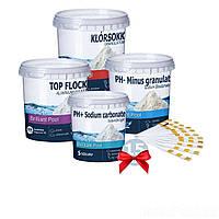 Химия для бассейна «Аква Аптечка 5в1» IntexPool 80511