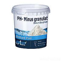 Средство для понижения уровня pH Grillo 80415 Германия 700 г