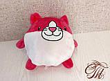 """Мягкая игрушка трансформер - худи с капюшоном """"Huggle Pets"""" розовая, фото 2"""