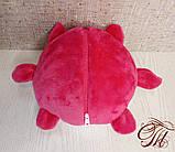 """Мягкая игрушка трансформер - худи с капюшоном """"Huggle Pets"""" розовая, фото 3"""
