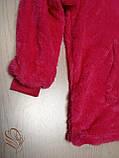 "Подушка - плед ""Їжачок"" колір рожевий, фото 6"