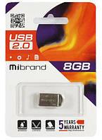 USB флеш Mibrand Lynx 8GB 2.0