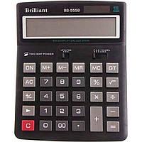 Калькулятор Brilliant BS-555B 12-разрядный