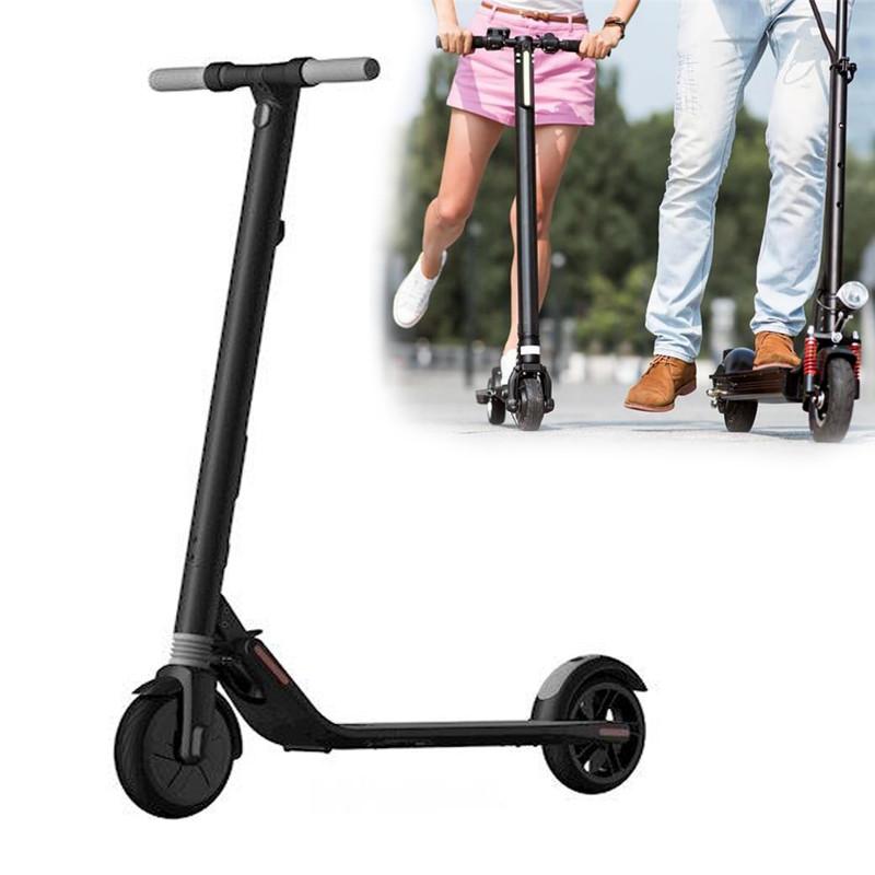 Складаний електросамокат Kugoo KickScooter es1 електросамокати для дітей і дорослих Електросамокат Куго Кюго