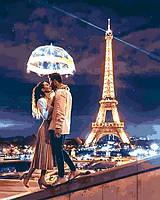 Картины по номерам 40×50 см Babylon Любовь в Париже (VP 1376)