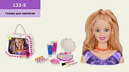 Игрушка манекен для причесок и макияжа кукла, с аксессуарами
