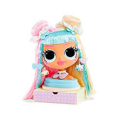 """Кукла для причесок манекен L.O.L. Surprise! серии O.M.G."""" - Леди Бон-Бон"""""""