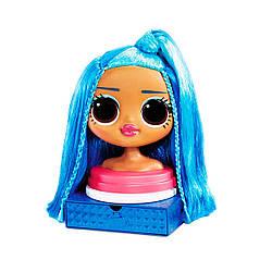 """Кукла для причесок ЛОЛ манекен L.O.L. Surprise! серии O.M.G."""" - Леди-Независимость"""""""