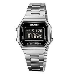 Электронные часы Skmei 1647 (Silver)