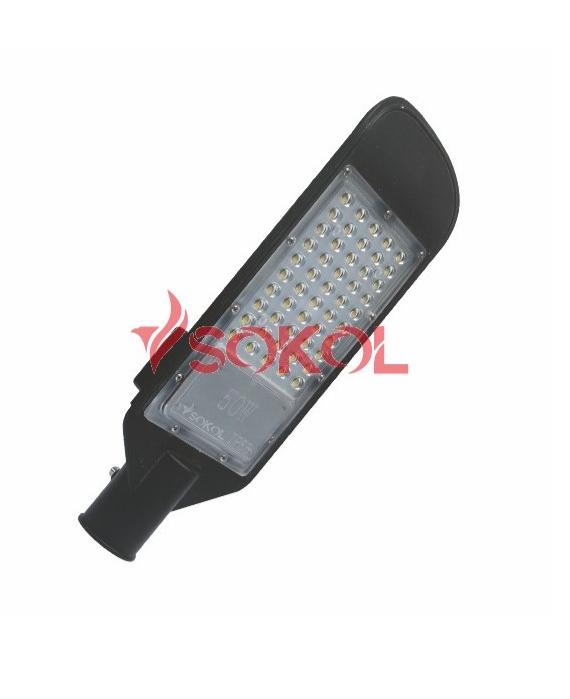 Светильник 50W уличный LED-SLN-50Вт 6500К Сокол
