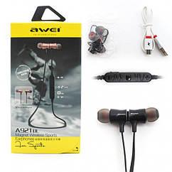 Наушники AWEI Bluetooth A921BL
