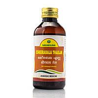 Кширабала масло / Нагарджуна Кералі / Ksheerabala Thailam / Nagarjuna / Індія / 200 мл
