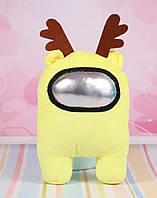 Мягкая игрушка Амонг Ас, Among Us, 22 см., фото 1