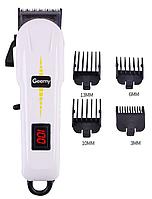 Профессиональная машинка для стрижки волос GeemyGM-6008