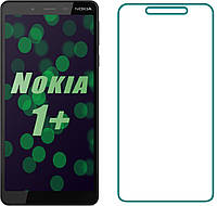 Захисне скло Nokia 1 Plus (Прозоре 2.5 D 9H)