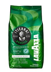 Кофе в зернах Lavazza Tierra Green 1кг Италия внутренний рынок