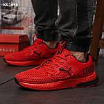 Чоловічі кросівки Puma LQDCELL (червоні) KS 1656 демісезонна спортивне взуття, фото 5