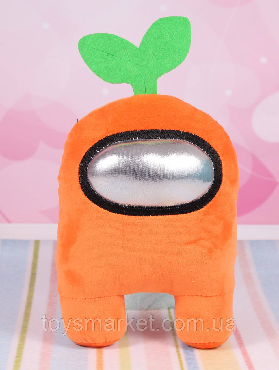 Мягкая игрушка Амонг Ас, Among Us, 22 см.