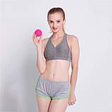 Массажный мячик, массажер для спины, шеи, ног и стоп (мяч для массажа) OSPORT 6см (MS 3271-1), фото 3