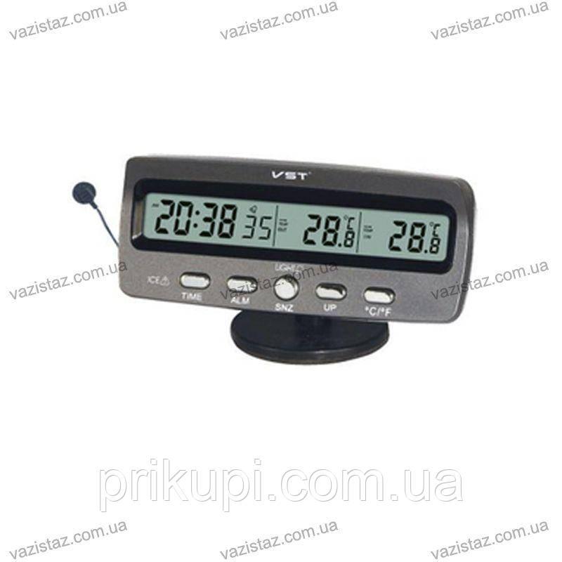 Часы - термометр VST - 7045