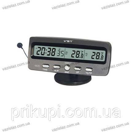 Часы - термометр VST - 7045, фото 2