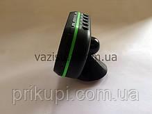 Годинник - термометр - вольтметр VST - 7009V (зел/оранж), фото 3