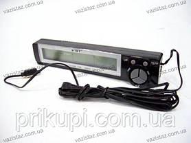 Годинник-термометр-вольтметр VST - 7043V, фото 3